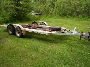 16ft Car Trailer