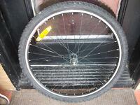 roues de velo 26 pouces avant