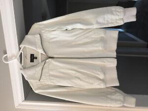 LE CHATEAU White Jacket