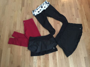 Lululemon Skort, Shorts, Capri & Tights