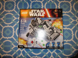 Lego Star Wars 75100 First Order Snowspeeder MISB