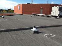 **Flat Roofer- Commercial & Residential Roofing- Repair/ReRoof**