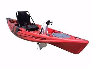 KINGS CRAFT PEDDLE  KAYAKS At JUST $1,599.00 Bethania Logan Area Preview