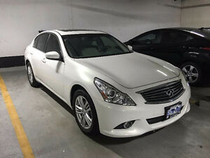 2011 Infiniti G37x Sedan w/ Warranty,Navigation, Bose, Sunroof,