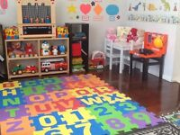 Licensed Home Daycare has opening spots