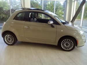 2012 Fiat 500 LOUNGE Coupe. YOU'RE APPROVED! ZERO CREDIT CHECK