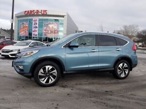 2016 Honda CR-V Touring AWD Extended Warranty