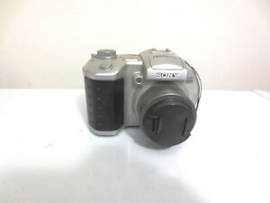 Sony MVCCD250 2MP CD Mavica Digital Camera with 3x Optical Zoom