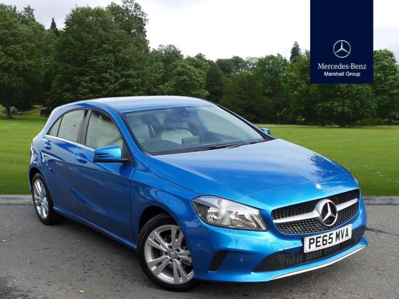 2015 mercedes benz a class a 180 d sport sport not specified manual in blackburn lancashire. Black Bedroom Furniture Sets. Home Design Ideas