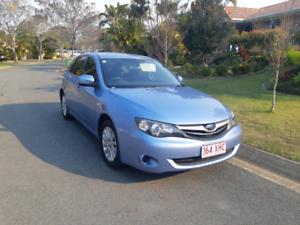 2010 Subaru Impreza Manual