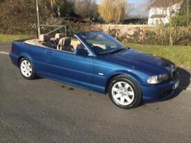 2001 BMW 3 SERIES 2.2 320Ci 2dr