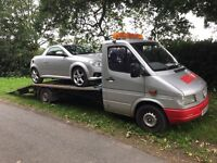 Mercedes 2.9 Recovery