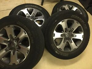 """18"""" ford truck rims and tires"""