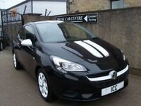 15 15 REG VAUXHALL CORSA 1.2 STING 3DR LIMITED EDITION 1 OWNER BLUETOOTH A/C