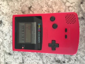 Game boy color et Tetris