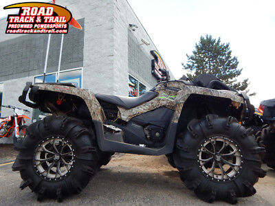 2014 Can-Am® Outlander™ X® mr 1000 Camo    Camo