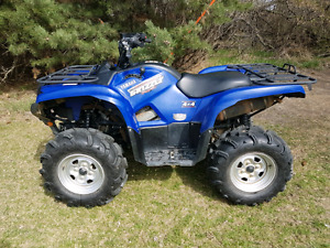 Grizzly 550  w/Power Steering