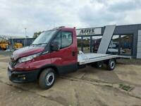IVECO DAILY 160BHP AUTO FULL BODY RECOVERY TRUCK CAR TRANSPORTER