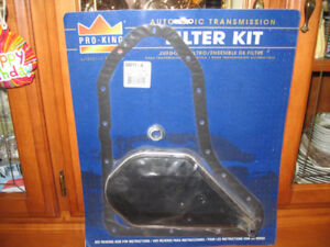 Automatic transmission filter kit.