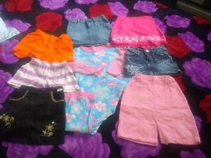 Girls Spring/Summer Lot SIZE 5/6 YEARS