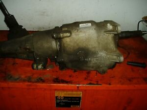 1974 trans am super duty super t 10 transmission have more parts