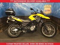 BMW G650 G 650 GS 47 BHP ABS MODEL ONE OWNER FSH 12M MOT 2013