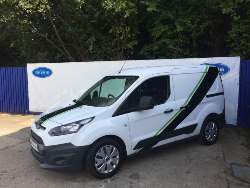 81fff8cb1e 2015 Ford Transit Connect 1.6TDCi ( 75PS ) 200 L1 Diesel Van
