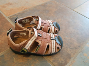 Pediped sandals (Size 7T)