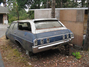 69 Chevrolet Station Wagon for parts