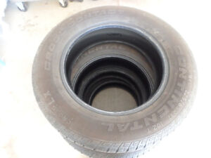 Continental 225/65 R17 Tires