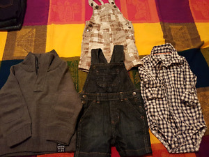 Kids Clothing Lot - Size 12-24mth