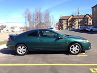 2001 mercury cougar low millage