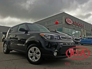 2016 Kia Soul LX | MANUAL | BT/AUX/USB