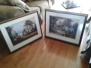 Bill Saunders limited prints. Authentic.