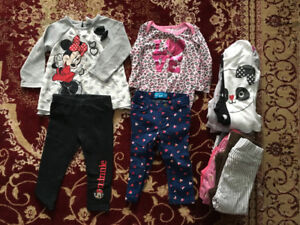 Girl clothes / shoes (2T, 24 months, 18-24 months, 18 months)
