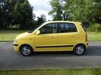 2007 Hyundai Amica 1.1 CDX ## VERY LOW MILES ##