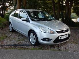 Ford Focus 1.6 ( 100ps ) 2008 Style **Finance from £67.12 a month**