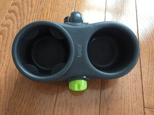 Brica drink and snack attachment for stroller