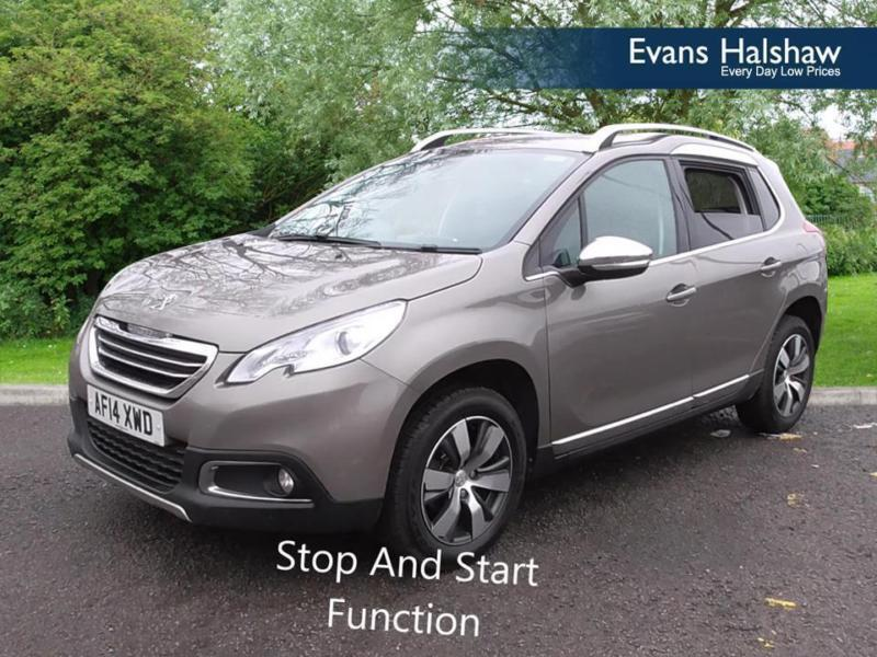 2014 peugeot 2008 peugeot 2008 1 6 e hdi allure 5dr diesel in leicester leicestershire gumtree. Black Bedroom Furniture Sets. Home Design Ideas