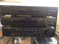 Marantz stereo system