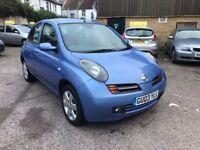 Nissan Micra 1.2 16v SX 5dr£1,295 one owner