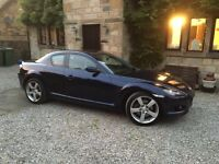 Stunning!! Mazda RX8, 2007. Too Fast Too Furious!! Perfect. will p/x ,swop for something different.