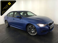 2013 63 BMW 318D M SPORT DIESEL 1 OWNER SERVICE HISTORY FINANCE PX WELCOME
