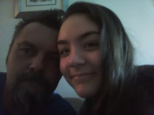 Single dad and daughter looking for a home