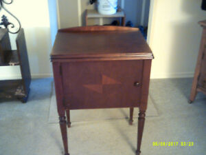 Sewing Machine Cabinet only  Great Shape