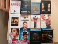 MOVIE COLLECTION - Ft. Game of Thrones, Avatar, Dexter and more!