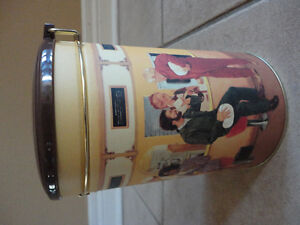 Tim Hortons collectible limited edition metal canister scenery London Ontario image 2