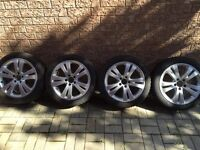 Mercedes-Benz winter tire package 225/45R17