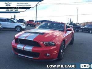 2010 Ford Mustang Shelby GT500  - Low Mileage