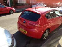 Seat Leon sports will swap for a van